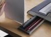 Хранилище для пружин с селектором диаметра пружин и толщины документа