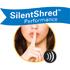 Уровень шума от работы шредера, снабженного технологией SilentShred™, не превышает уровень шума оживленной беседы